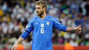 Italy is banged up as they take on Uruguay in the consolation game of the Confederations Cup Sunday