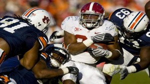 SEC Football Auburn Vs Alabama