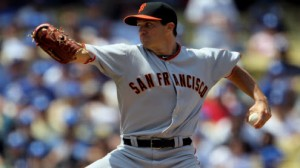San Francisco Giants SP Barry Zito is 0-3 with a 10.19 ERA in four road starts