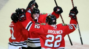 The Chicago Blackhawks will take on the LA Kings in the Western Conference Finals which start Sunday in Chicago.