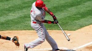 Cincinnati Reds 2B Brandon Phillips has enjoyed facing Ryan Vogelsong