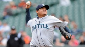 The Seattle Mariners are 5-2 versus the Los Angeles Angels this season