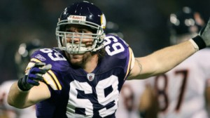 Jared Allen Minnesota Vikings