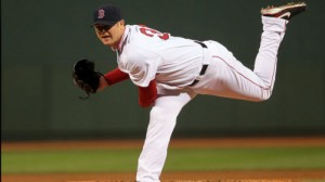 Boston Red Sox SP Jon Lester is 4-2 with a 4.11 ERA in eight road starts in 2013