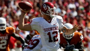 Landry Jones Oklahoma Sooners Football