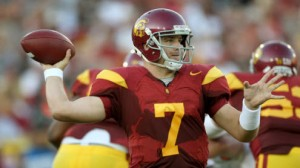 Matt Barkley USC Trojans Football
