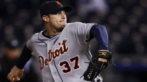 The Detroit Tigers are 2-10 on the road with a money line of +125 to -125