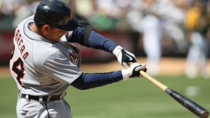 Migeul Cabrera and the Tigers try to avoid elimination at home against the Orioles in game 3 of the ALDS Sunday.