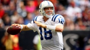 Indianapolis Colts Week 5 Betting Totals