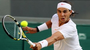 Rafael Nadal is favored to beat Novak Djokovic in the French Open Semifinals Friday. He is looking for his eighth title at Roland Garros.