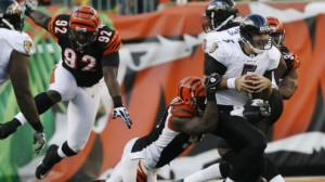 Ravens Bengals NFL Game