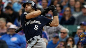 Milwaukee Brewers OF Ryan Braun is expected to return to the lineup Tuesday