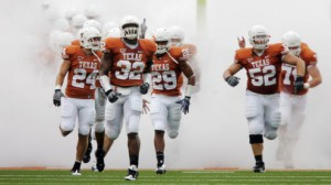 Texas in the College Football Rankings