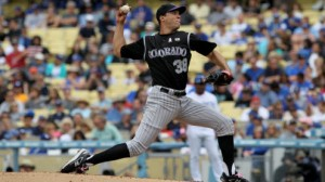 ubaldo jimenez colorado rockies