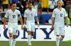 The USA soccer team takes on Honduras in the Gold Cup semifnals Wednesday at Cowboys Stadium.
