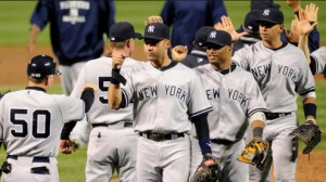 yankees world series odds