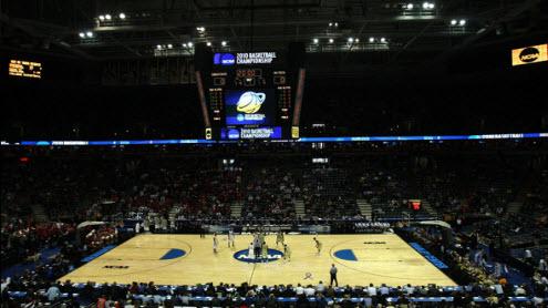 Harvard Basketball Stadium