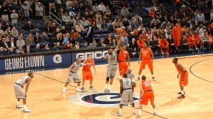 Is this Georgetown's year to make a deep run again?
