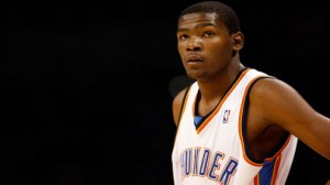 Oklahoma City Thunder F Kevin Durant scored a career-high 52 points last time out