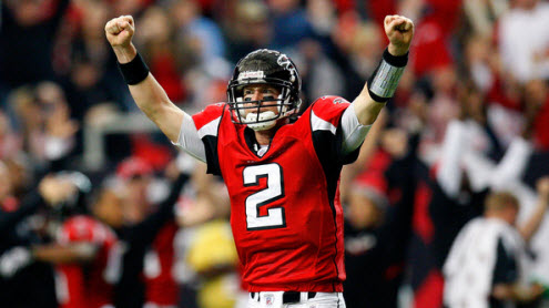 Falcons Packers NFC Playoff Game Preview