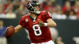 Texans Matt Schaub