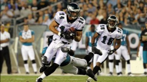 Philadelphia is a 4.5 point favorite on the road at the Minnesota Vikings. The Eagles have won five straight games.