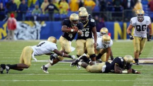 The Army-Navy matchup closes the season on Dec. 10