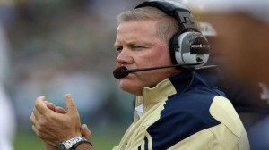 The Notre Dame Fighting Irish are 14-4 SU in their L18 home openers