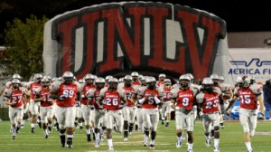UNLV has been so reliant on the pass, but not with great success.