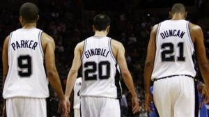 The Spurs and Mavericks meet in game seven Sunday in San Antonio.