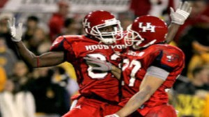 The Houston Cougars have the opportunity to enjoy a special season in 2014