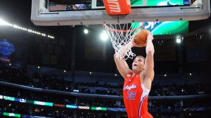 Los Angeles Clippers F Blake Griffin is playing great basketball