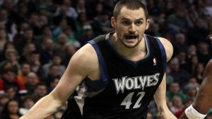 Minnesota Timberwolves F Kevin Love is a legitimate NBA MVP candidate