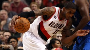 The Portland Trail Blazers are 19-18 SU on the road this season