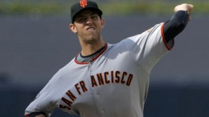 San Francisco Giants SP Madison Bumgarner has won three consecutive outings
