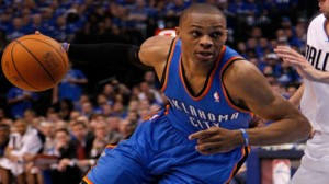 Russell Westbrook is posting a 27.9 PER this season.