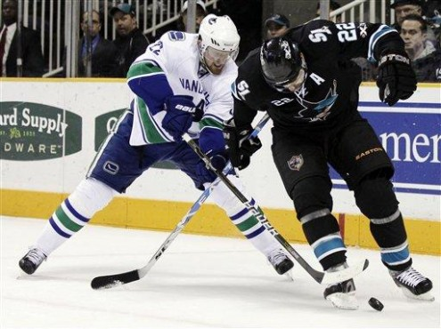 The Sharks and Blues meet in Game four of the Western Conference Finals Saturday in San Jose.
