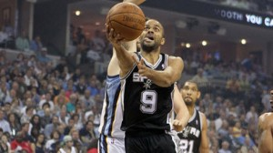 The Spurs and Rockets meed Monday night in Houston in a potential playoff preview.