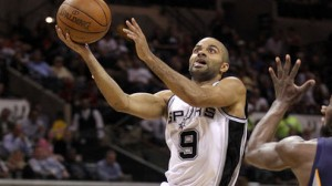 San Antonio Spurs PG Tony Parker is averaging 23.8 points in his last four games in this series