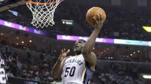 The Memphis Grizzlies were 32-9 SU at the FedExForum during the regular season