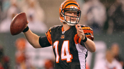 Andy Dalton has been fortunate to make the playoffs years 1-3, but can he actually succeed once there?