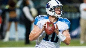 The Tennessee Titans will have to make due without quarterback Jake Locker for a few weeks
