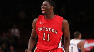 Rutgers is a 7 point underdog at home against SMU Friday.