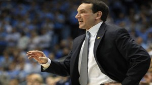 Coach K goes for win #1,000 as Duke travels to St. John's Sunday.