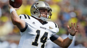 Western Michigan is a slight favorite over Air Force in the Famous Idaho Potato Bowl.