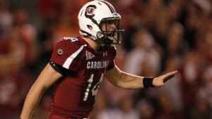 South Carolina is 3-2 ATS as road favorites since 2011