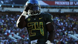 The Oregon Ducks are one of the top contenders to land one of four spots in the 2014-15 college football playoff