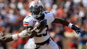The Auburn Tigers will likely fall back into the middle of the pack in the SEC this season