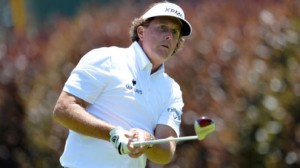 Phil mickelson is favored to win the Greenbrier Classic which starts Thursday in West Virginia.