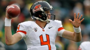 Oregon State is a 3.5 point favorite at home against USC Friday night in a key Pac 12 game.